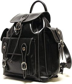 Roma Backpack Color Black ** Click on the image for additional details. This is an Amazon Affiliate links.