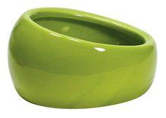 Living World Ergonomic Dish Pet Warehouse, Gerbil, Pet Bowls, Ceramic Bowls, Guinea Pigs, Food Dishes, Pet Supplies, Hamster Stuff, Ceramics