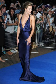 Rosie Huntington Whiteley at the Transformers premiere in London