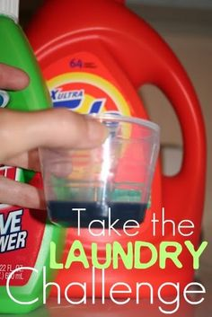 Take the laundry challenge - save hundreds each year! Works fine.