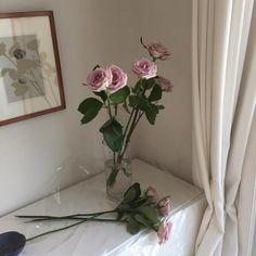 Flower Aesthetic, Pink Aesthetic, Landscape Illustration, Illustration Art, Nail Art, My Flower, Trees To Plant, Pink Roses, Decoration