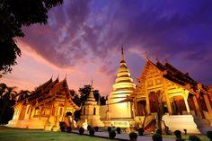 Chiang Mai, Thailand!