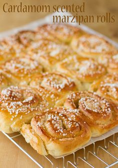 So, I read a mention somewhere online about how good traditional Norwegian cinnamon rolls are, then scrolled through the comments and saw a bunch of references to skillingsboller, which are similar…