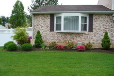 Front Yard Landscaping - We did it ourselves!