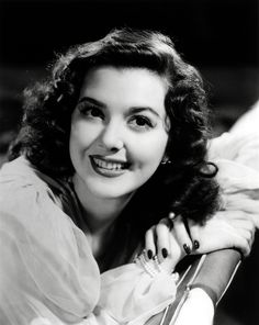 "ANN RUTHERFORD ~ Born: Nov 2, 1917 in Toronto. Died: June 11, 2012 (aged 94) from heart failure. Between 1937-1942 she gained the status of superstar for her portrayal of ""Polly Benedict"" in the popular ""Andy Hardy"" series with Mickey Rooney. She played 'Careen O'Hara,' in ""Gone With The Wind"" (1939). Her last role came in 1976 with ""Won Ton Ton: The Dog Who Saved Hollywood"". Ann was approached to play the older Rose in 1998's mega hit ""Titanic"" (1997) but turned it down"