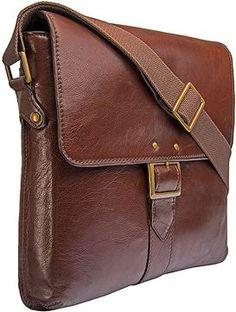 Hidesign Vespucci Vertical Buffalo Leather Messenger  3feeb04890604