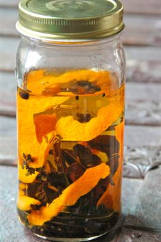 This jar of luscious garden ingredients is my Fall Amaro infusing away. Back in January, I decided to make an amaro for each season, using ingredients from our garden. Amaro is the Italian word for bitter. I am smitten with these herbal liqueurs, which have varying degrees of bitterness. They are lovely to sip on their own, and make intriguing additions to cocktails.  My Winter Amaro ended up borrowing a few ingredients from the spice drawer and the peel of an orange, because the pickings…