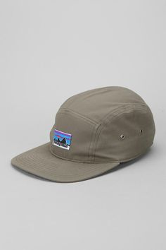 Patagonia Welding 5-Panel Hat // Indie Clothing Brands & UK Streetwear || AcquireGarms.com