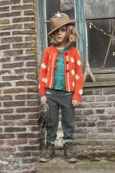 Hilde  &  Co / this reminds me of an outfit I would have put together when I was a kid - so cool