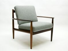 Grete Jalk Rosewood Easy Chair