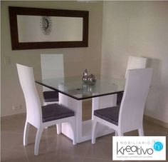 Comedor Itaka Dining Chairs, Dining Table, Furniture, Home Decor, Dining Rooms, Homemade Home Decor, Dinning Table Set, Home Furnishings, Dining Chair