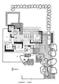 Case Study House / Loggia House / Whitney R.