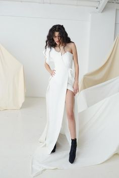 La robe de mariée Ma