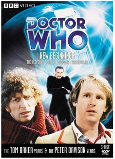 Doctor Who - New Beginnings (includes #115 - The Keeper of Traken, #116 - Logopolis, #117 - Castrovalva)