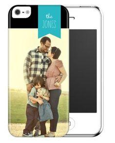 iPhone Cases: Signature Ribbon, Slim case, Matte, iPhone 5/5S, DynamicColor