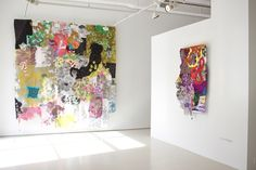 Nancy Margolis Gallery opens exhibition of works by Gina Ruggeri