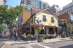 Trattoria Nervosa Yorkville Toronto Yorkville Toronto, Across The Universe, Time Photo, Toronto Canada, Sweet Memories, Cityscapes, Niagara Falls, Ontario, Past
