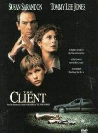 The Client                                                     Based on John Grisham book
