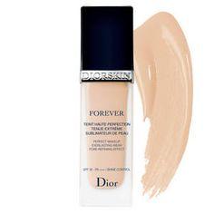 Diorskin Forever - Fluid Foundation marki DIOR na Sephora. Dior Forever Foundation, Glow Foundation, Beauty Box, Mascara, Shimmer Body Oil, Super Glow, Smoky Eyes, Make Up Organiser, Bismuth