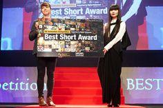 斎藤工秋元梢も集結ショートショート フィルムフェスティバルアジアアワードセレモニーが開催