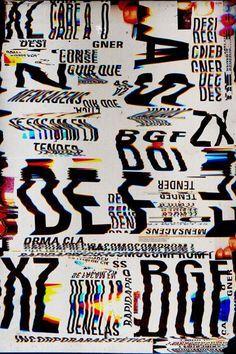 90S ACID rave typography - Google Search