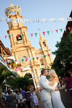 Puerto Vallarta es el lugar más romántico de México