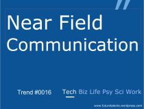 Tech Trends Cards : Near Field Communication  #NFC #NearFieldCommunication #Tech #Trends #Cards #Tendances