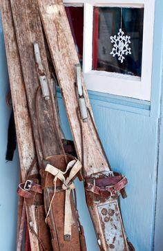 one ski two ski.