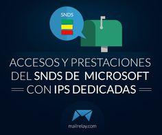 Accesos y prestaciones del SNDS de Microsoft con IPs dedicadas http://blgs.co/41azNA