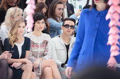 Spring-Summer 2015 Haute Couture show. [January 27th], Grand Palais, Paris.   Photos by Anne Combaz