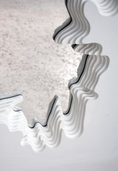 Excavated Mirror (Positive/Negative) by snarkitecture