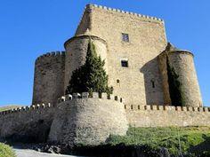 Castillo de Gérgal (Andalucía)