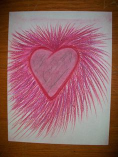 My Scarred Heart by ArtJunkies on Etsy, $2.00