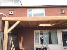 Overkapping met lichtkoepel - Overkapping Specialist Brabant Beach House, Garage Doors, Backyard Ideas, Garden, Outdoor Decor, Home Decor, Beach Homes, Garten, Lawn And Garden