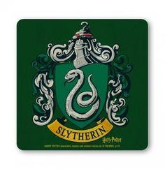 Logoshirt Onderzetter: Harry Potter - Slytherin Classic - Coasters