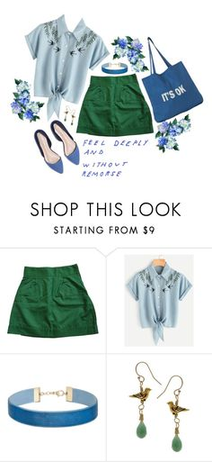 """""""Untitled #2543"""" by momoheart ❤ liked on Polyvore featuring Madame A Paris, Miss Selfridge and Charming Life"""