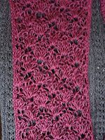 Lacey scarf...free pattern
