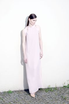 #karakusi #silk #nude #dress #details #nyc