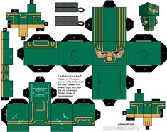 Image detail for -papercraft   Robot 6 @ Comic Book Resources – Covering Comic Book ...