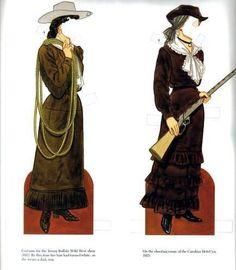 Annie Oakley Doll and Original Box #Hallmark | Annie oakley