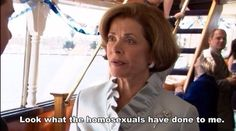 """The 35 Best Lucille Bluth Quotes From """"Arrested Development"""" She is my favourite Bluth!"""
