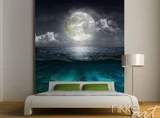 Fotobehang strand strand pinterest slaapkamer fotobehang en behang - Wallpaper volwassen kamer zen ...