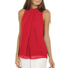 Cheap blusas plus, Buy Quality blusa multicolor directly from China sleeveless ruffle blouse Suppliers: NIBESSER Multicolors Sexy Stand Collar Chiffon Shirts Women Sleeveless Ruffles Blouses Female Solid Tops Blusas Plus Size Shirts & Tops, Shirt Blouses, Tees, Tank Tops, T Shirt, Mode Plus, Loose Tops, Plus Size Womens Clothing, Size Clothing
