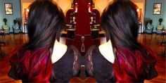 Fall Obsession: Brown Hair To Color Ombres
