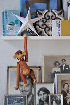 Monkey from Kay Boyesen.  Photo: Emmie Ellman