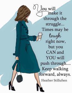Keep walking forward always !!!