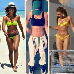 Gym motivation (Kelly Rowland, Teyana Taylor, & Beyoncè)
