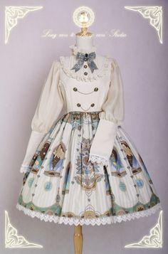 The Museum of Fairy Lolita Dress