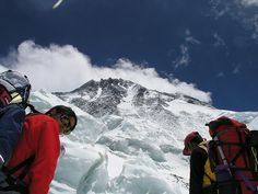 mnt everest-006 by Paul HT, via Flickr