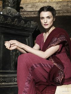 Rachel Weisz as the Greek philosopher Hypatia in Agora